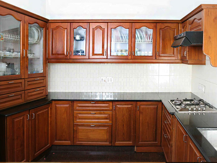 Kitchen Cabinets Design In Kerala